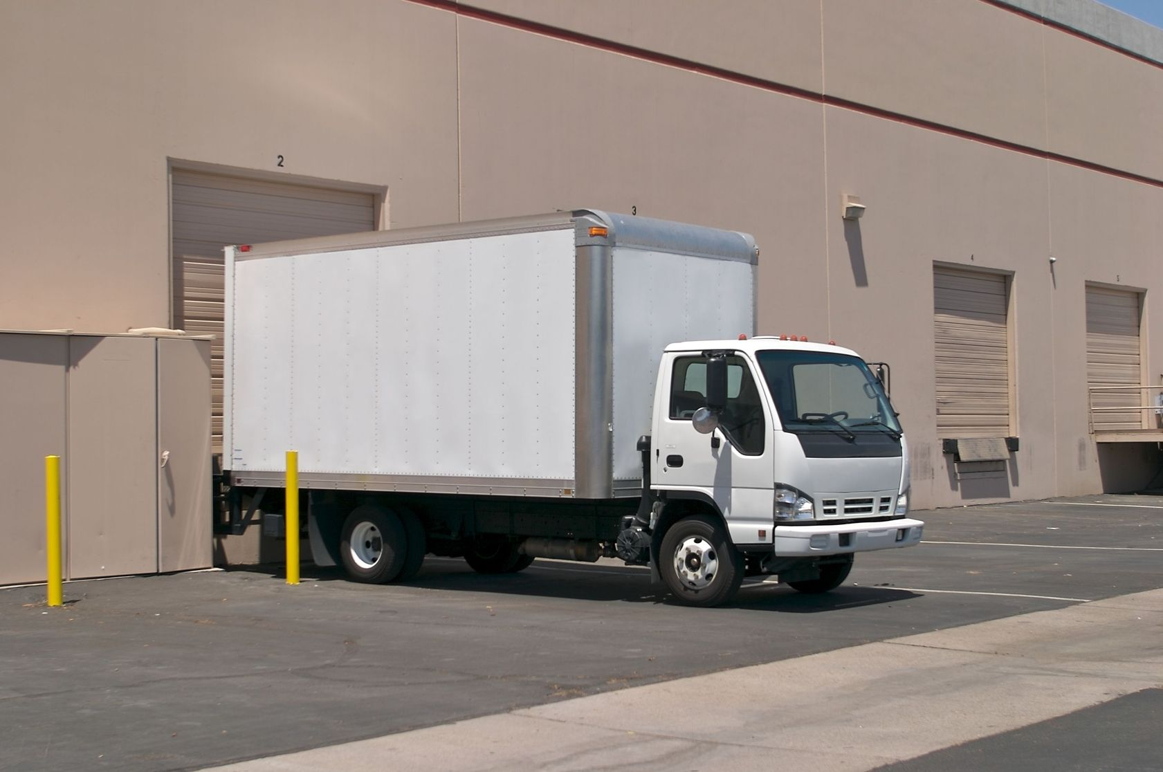 Stafford & Sugar Land, TX. Box Truck Insurance